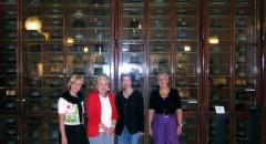 アレッサンドリア(イタリア)のボルサリーノ美術館を訪ねて