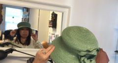 麦わら帽子とブンタルの帽子